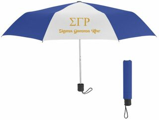 Sigma Gamma Rho Budget Telescopic Umbrella