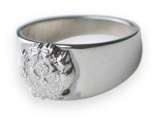 Sorority Crest - Shield Ring