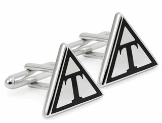 Triangle Fraternity Cufflinks
