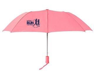 Moms Runs This Town Umbrella