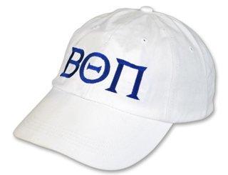 Beta Theta Pi Letter Hat