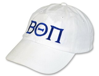 Beta Theta Pi Letter Hat