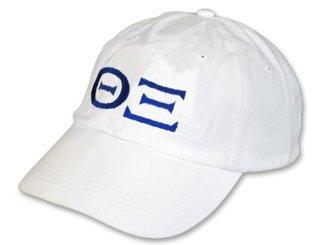 Theta Xi Letter Hat