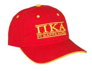 Pi Kappa Alpha Throwback Game Hat