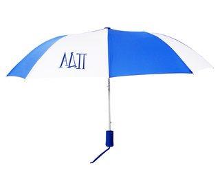 Alpha Delta Pi Lettered Umbrella