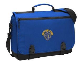 Chi Phi Emblem Briefcase