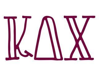 Kappa Delta Chi Carson Greek Sticker