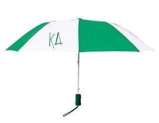 Kappa Delta Lettered Umbrella