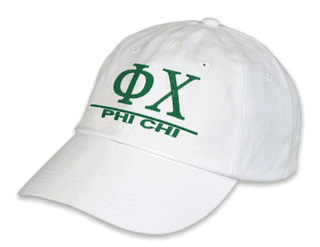 Phi Chi Baseball Cap