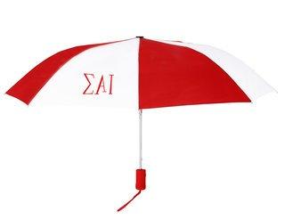 Sigma Alpha Iota Lettered Umbrella