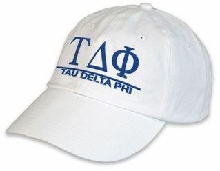 Tau Delta Phi Hats & Visors