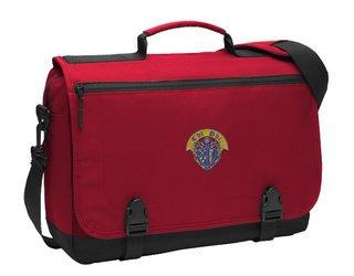 Chi Phi Messenger Briefcase