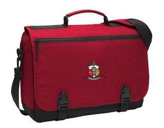 DISCOUNT-Kappa Alpha Psi Messenger Briefcase