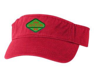 DISCOUNT-Kappa Sigma Woven Emblem Heavy Visor