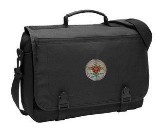 DISCOUNT-Pi Kappa Alpha Messenger Briefcase