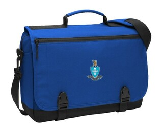 DISCOUNT-Sigma Chi Messenger Briefcase