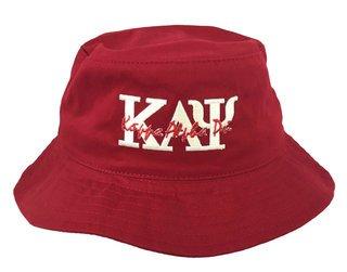 DISCOUNT-Kappa Alpha Psi Bucket Hat