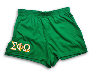 Greek Closeout Shorts