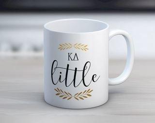 Kappa Delta Little Coffee Mug