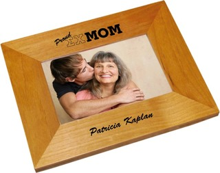 Mom Or Dad Wood Picture Frame