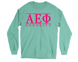 Alpha Epsilon Phi Classic Long Sleeve