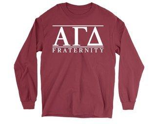 Alpha Gamma Delta Classic Long Sleeve