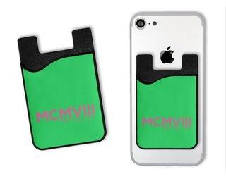 Alpha Kappa Alpha MCMVIII Caddy Phone Wallet