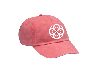Alpha Omicron Pi Rose Hat
