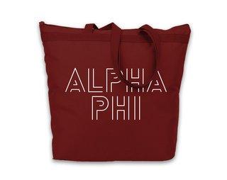 Alpha Phi Modera Tote