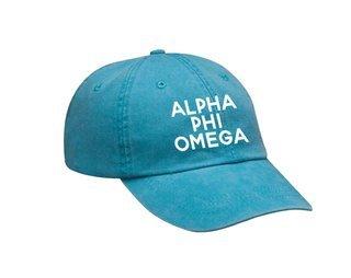 Alpha Phi Omega Simple Hat