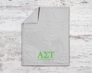Alpha Sigma Tau Classic Blanket