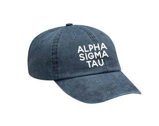 Alpha Sigma Tau Simple Hat