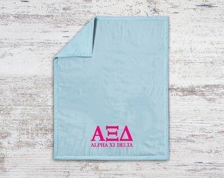 Alpha Xi Delta Classic Blanket