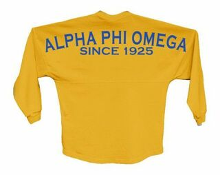Alpha Phi Omega Since Jersey