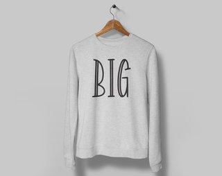 Big Sister Inline Sweatshirt