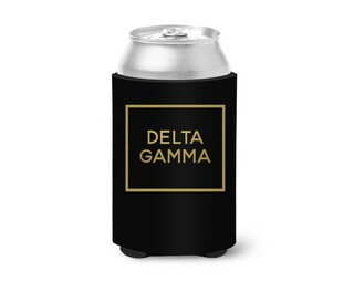 Delta Gamma Gold Foil Hugger