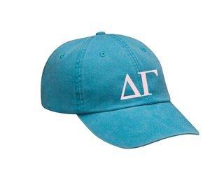 Delta Gamma Letters Hat