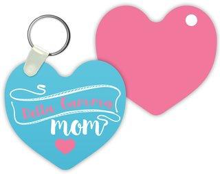Delta Gamma Mom Keychain
