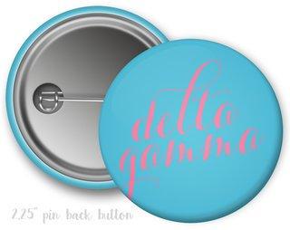 Delta Gamma Script Button