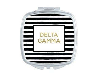 Delta Gamma Striped Compact