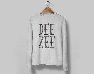 Delta Zeta Inline Sweatshirt