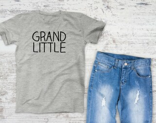 Grand Little Sister Campus Tee