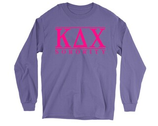 Kappa Delta Chi Classic Long Sleeve