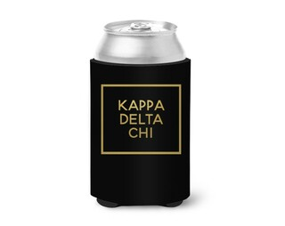 Kappa Delta Chi Gold Foil Hugger