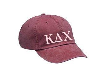 Kappa Delta Chi Letters Hat