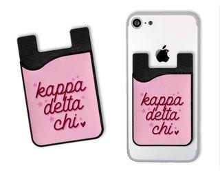 Kappa Delta Chi Star Card Caddy