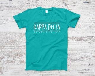 Kappa Delta Established Tee