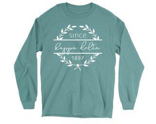 Kappa Delta Since 1897 Long Sleeve