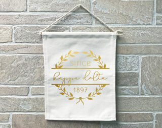 Kappa Delta Since Banner