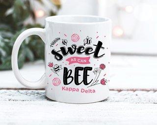 Kappa Delta Sweet Bee Mug
